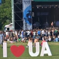 У Луцьку на фестивалі патріотів відбувся масштабний флешмоб (відео)
