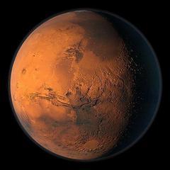 На Марсі побачили сліди озера