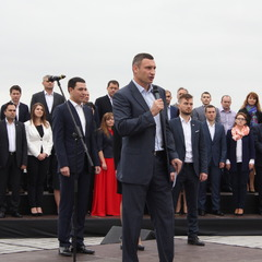 Кличко представив свою програму як кандидата в мери Києва