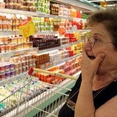 Ціни на харчі в Криму злетіли до рівня Токіо й Лондона