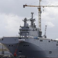 """У Росії заявили, що Франція не зможе без її дозволу продати """"Містралі"""" Єгипту"""