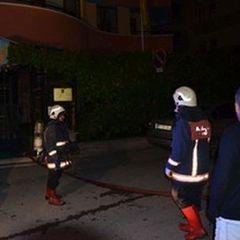 У Туреччині загорілося українське посольство