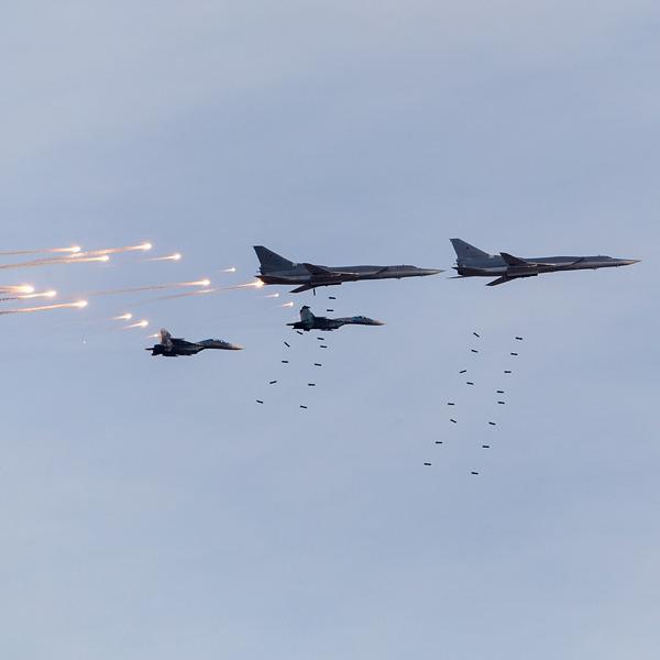 ВПС РФ знищили госпіталі в Сирії