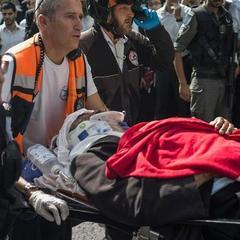 """Палестинці вчинили """"День гніву"""" в Ізраїлі, є вбиті та поранені"""