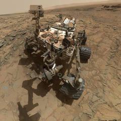Марсохід Curiosity надіслав на Землю нове цікаве селфі (ФОТО)