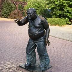 У Москві вкрали пам'ятник акторові Євгену Леонову