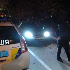В Одесі поліція оточила будівлю ДАІ