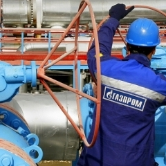 Україна різко скоротила закупівлі російського газу