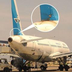 За півроку до катастрофи уралець зробив фото літака із тріщиною у хвості (ФОТО)