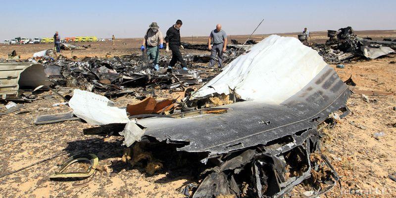 Стало відомо ім'я організатора вибуху на літаку А321— Sunday Times