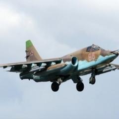 На Запоріжжі розбився військовий літак