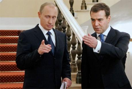 Медведєв їде насаміт АТС замість Путіна нечерез Обаму— Кремль
