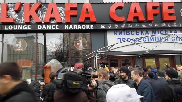 Кличко прокоментував ситуацію зкафе L`Kafa