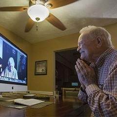 Ветеран Другої світової війни зустрів бойову подругу в інтернеті після 70 років розлуки