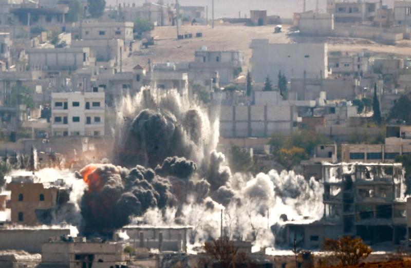 Французькі літаки знищили два об'єкти угруповання «Ісламська держава» вСирії - міністерство оборони