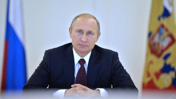 В.Путін підписав план оборони Росії до2020 року