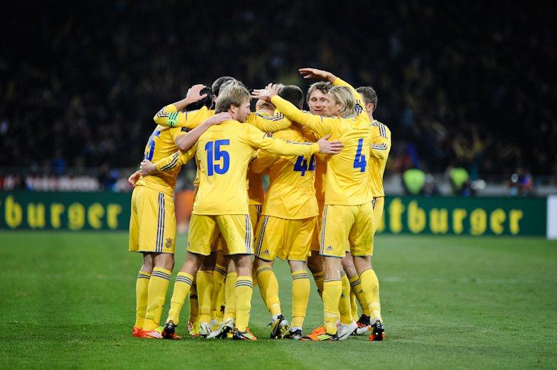 Збірна України пройшла до Євро