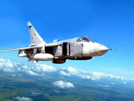 Збитий наСирією літак— МіноборониРФ