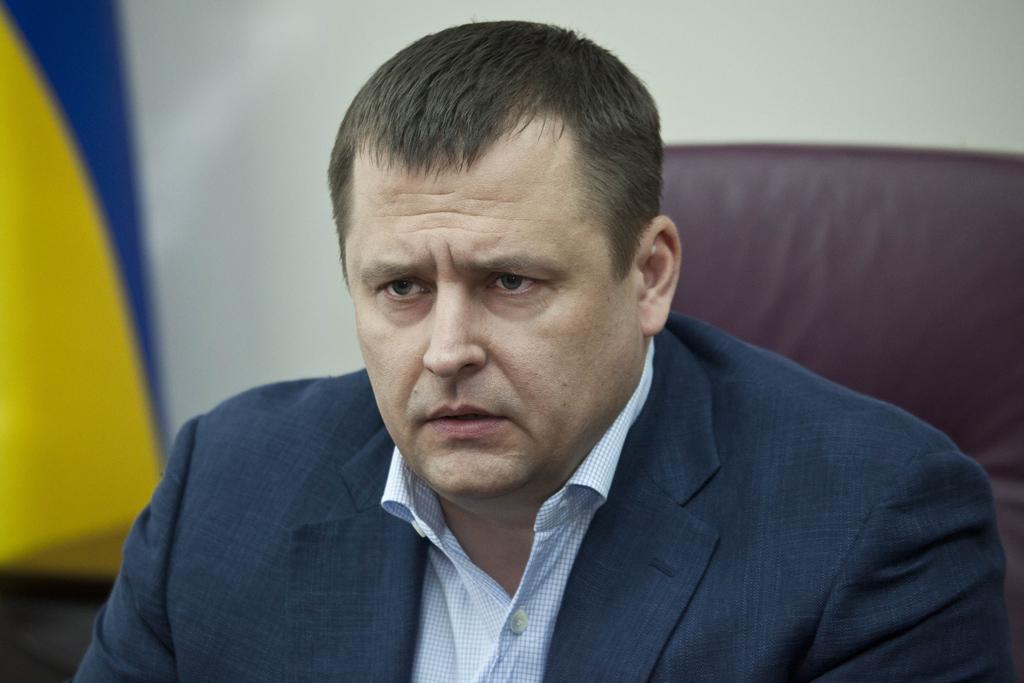 Філатов подав заяву про складання депутатських повноважень