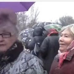 """Прихильники Вілкула намагалися вигнати """"бандерівців"""" з Кривого Рогу(відео)"""