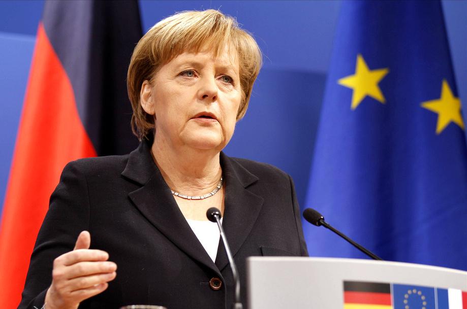 Меркель: інцидент зі збитим Су-24 погіршив ситуацію вСирії