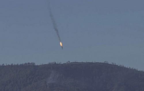 Ліванський пілот заявив, щочув попередження Туреччини російському Су-24