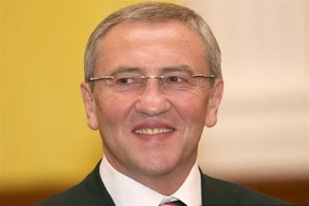 Екс-мер Києва збирається створити політичну партію вГрузії