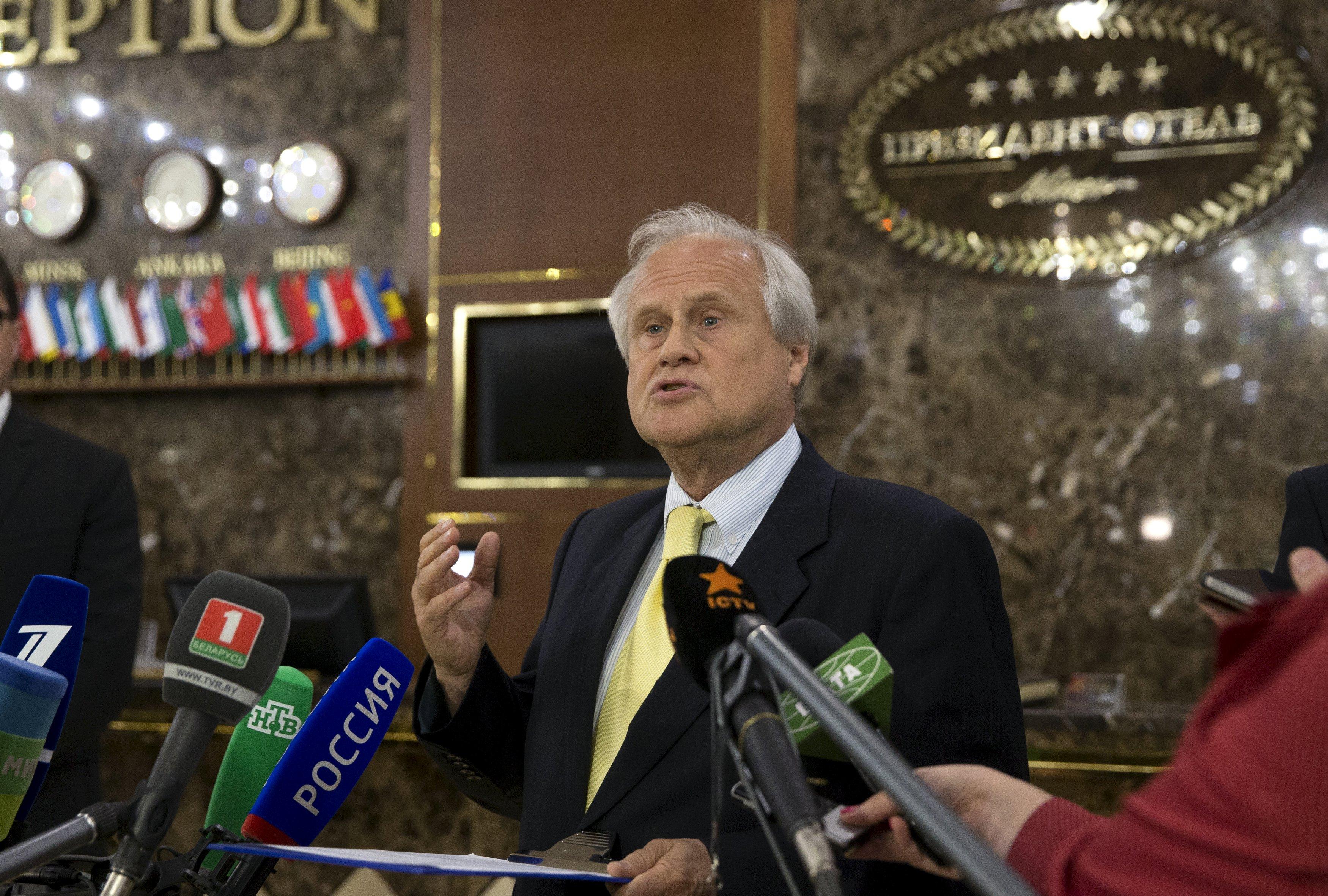 У Мінську недомовилися зпитання виборів в«ЛНР» і «ДНР»