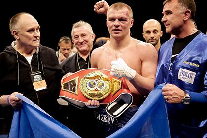 Український боксер Глазков хоче отримати громадянство Росії