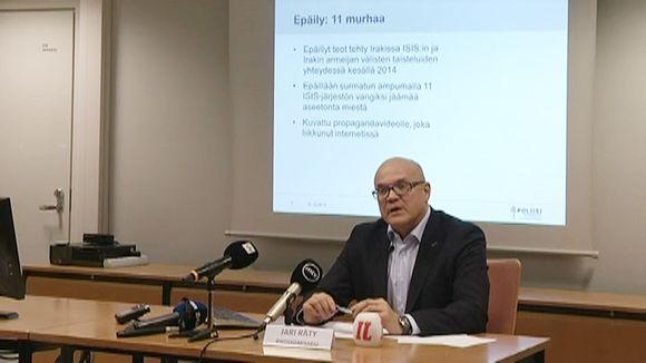 У Фінляндії затримали двох біженців, які воювали за ІДІЛ