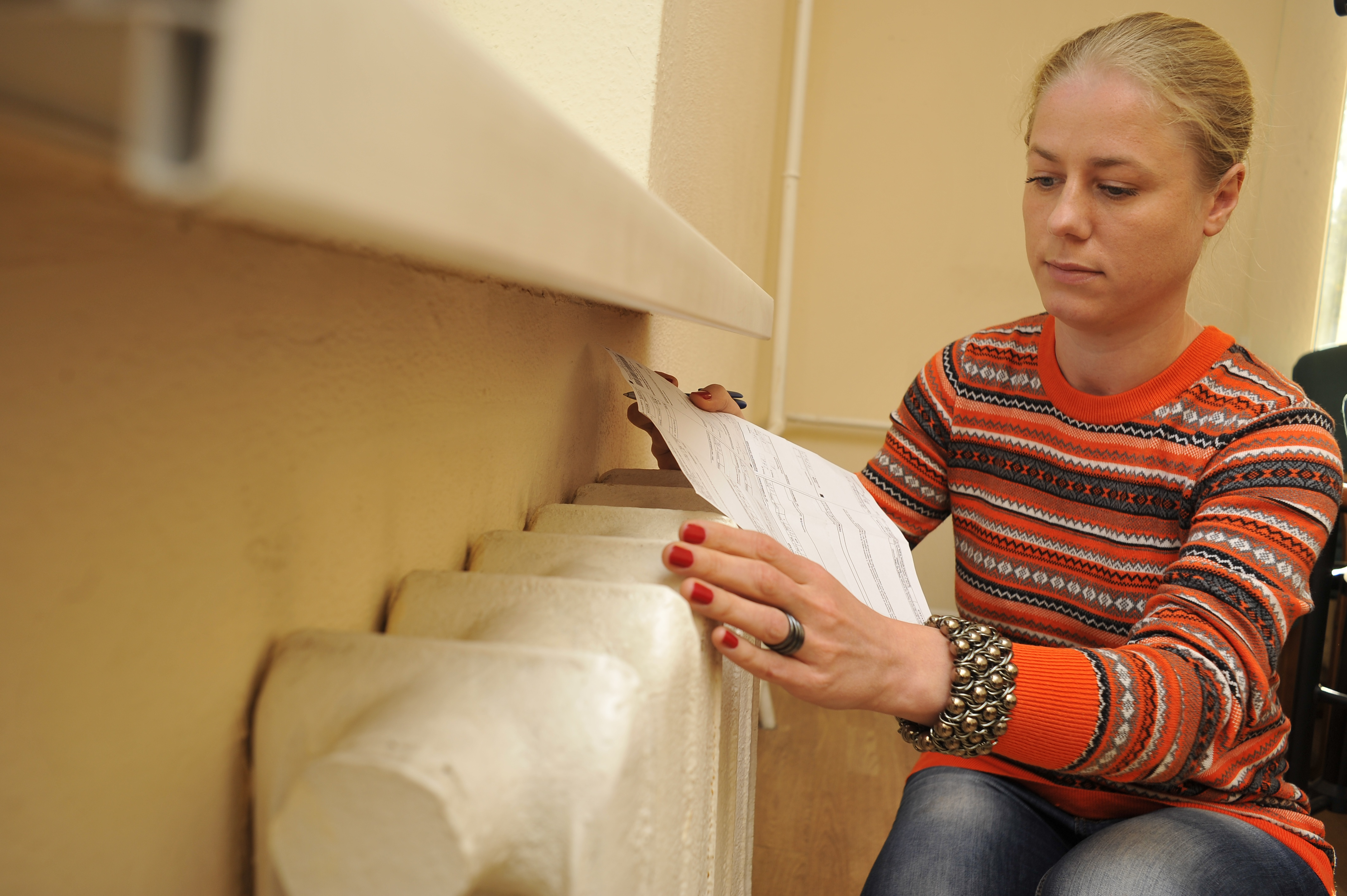 УКиєві нараховуватимуть плату затепло залежно від температури таплощі квартири