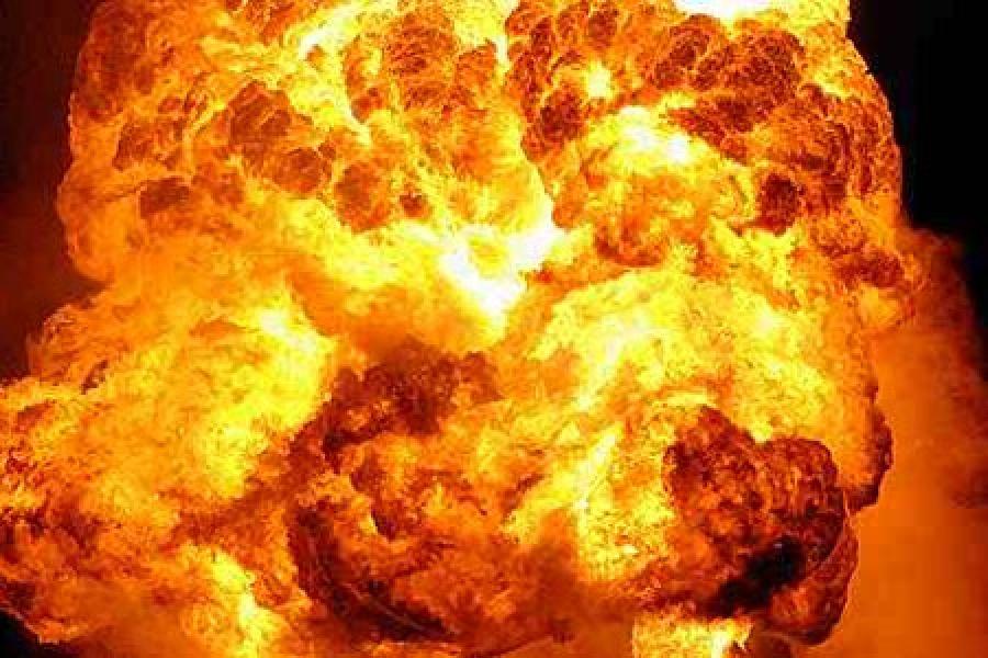 Смерть чоловіка від вибуху вКиєві розслідують якумисне вбивство