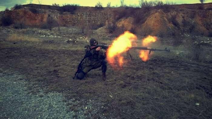 Задобу наДонбасі поранили 3 військових, загиблих немає