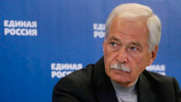 Путін змінив представника Росії вконтактній групі щодо Донбасу
