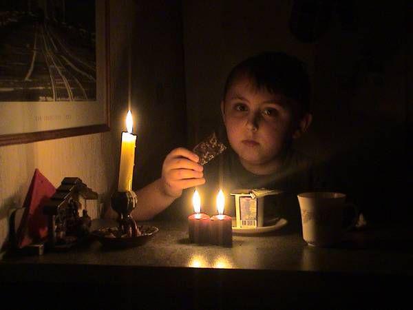 Крим знову без світла через аварію наЛЕП «Каховка-Титан»