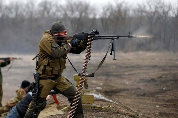 1 січня бойовики порушили «режим тиші» 24 рази