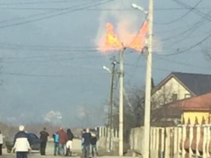 Уполіції з'ясували причину аварії нагазопроводі уЗакарпатті