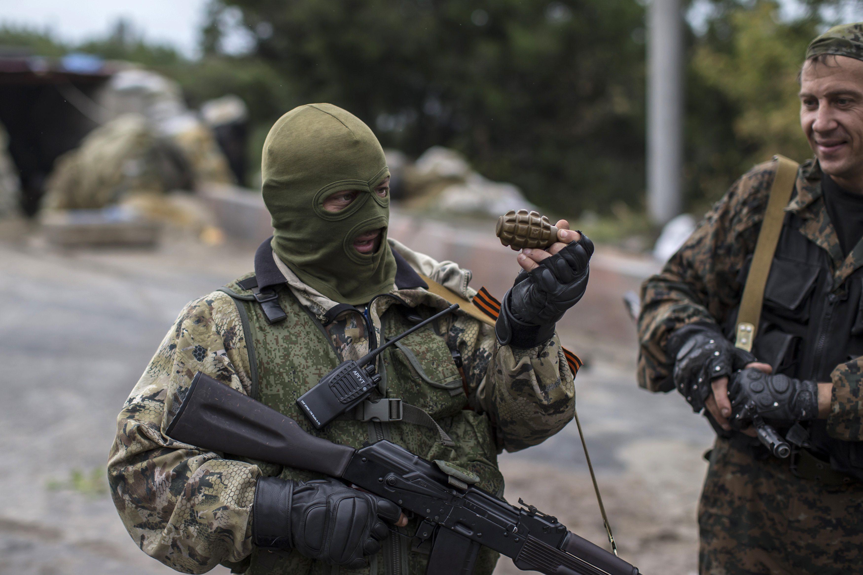 Улавах проросійських бандформувань відбуваються кадрові «чистки»