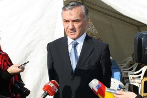 У Південній Осетії насмерть збили генпрокурора, водій затриманий