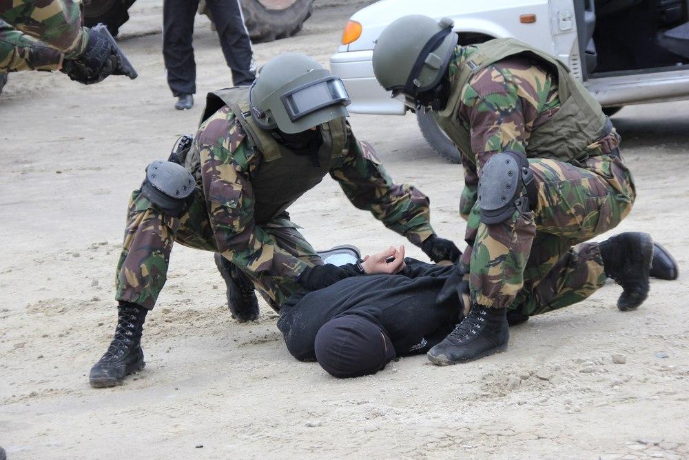 НаЛуганщині СБУ затримала бойовика напрізвисько Джекі Чан