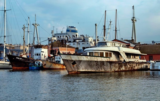 ВОдесі затонула яхта VIP-персон