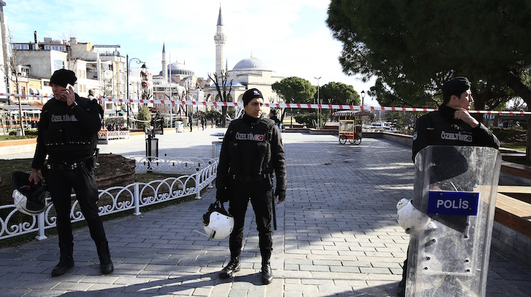 Через теракт уСтамбулі загинули 8 громадян Німеччини— Штайнмаєр