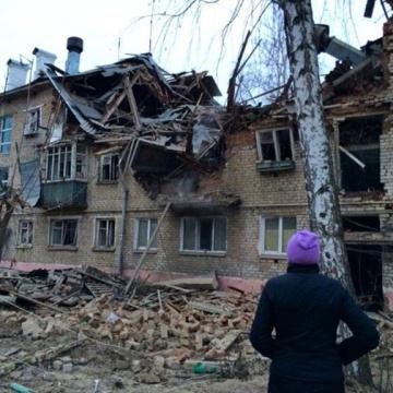 Женщину и 8-летнюю девочку вытащили из-под завалов в Украинске. 1 ребенок погиб, ищут 5-месячного младенца, - Нацполиция - Цензор.НЕТ 4455