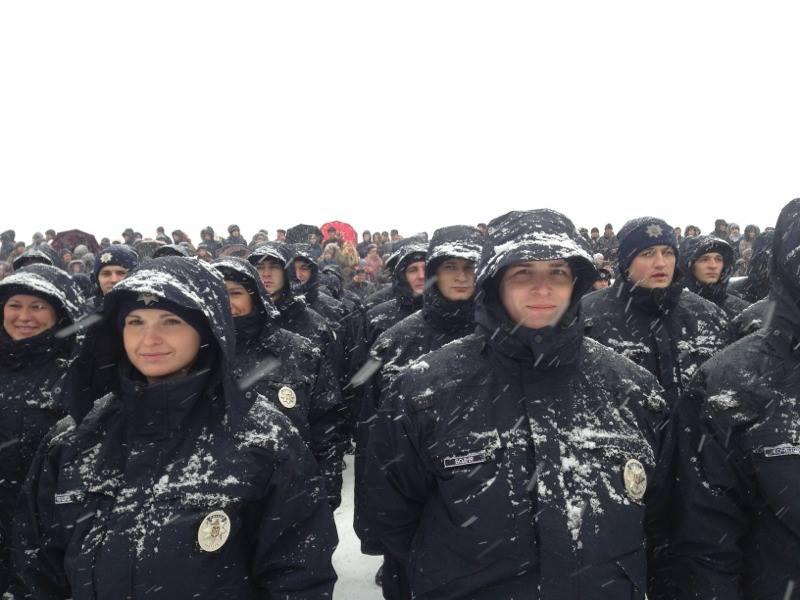 Боєць добровольчого батальйону став керівником патрульної поліції уДніпропетровську