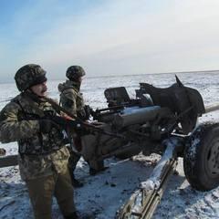 Терористи 29 разів обстріляли позиції сил АТО