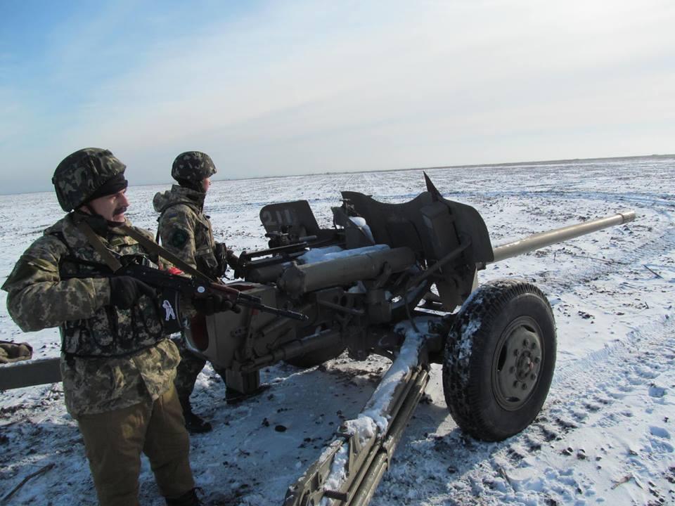 Бойовики завдали 29 обстрілів заминулу добу— штаб АТО
