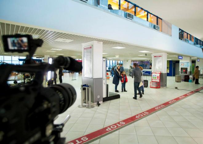 Двох російських журналістів непустили вМолдову висвітлювати протести