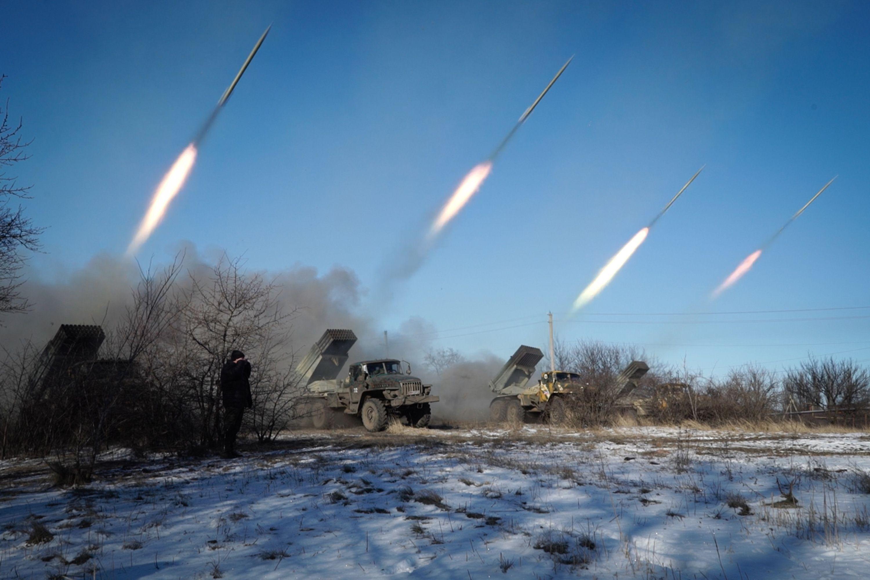 ОБСЄ проінформовано про танки, САУ і «Гради» убойовиків наДонбасі