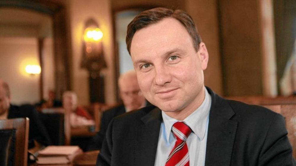 Президент Польщі Дуда «віддав» свої органи