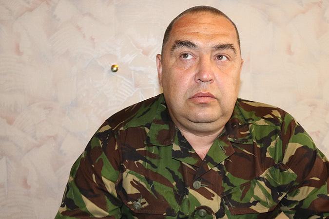 Луганські бойовики чекають наприїзд Суркова задля зміни ватажка Плотницького— ІС